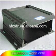 Anodized Manufacturer wall mounted aluminium extrusion enclosure