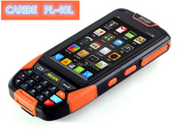CARIBE PL-40L AB073 3G ip65 android BT/WIFI 4.0 inch dual core gps rfid reader