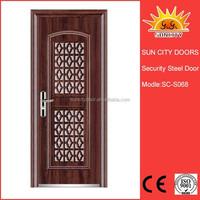Good quality security iron grill door SC-S068