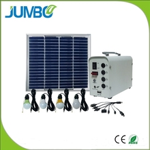 high quality 10w solar panel led solar powered lamps low cost