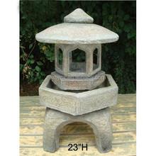 """23""""H outdoor garden decoration fusion pagoda"""