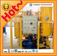 Self cleaning turbine used oil regeneration equipment model TY-100