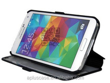 Aplus factory Window View Smart case for GALAXY S5