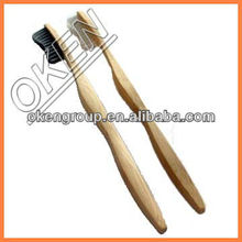Customized Bamboo Toothbrush with Sustainable Timber