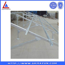 anodized 6000 series aluminium brackets as pr your drawings from China golden suppliers