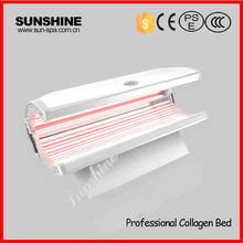Collagen Red Light Wave Bed cosmetic tan