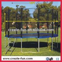 CreateFun 16ft Impulse Gym Equipment For Sales