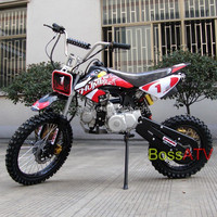 2015 New Style Off-road Pit Bike 110CC 125CC Kick Start Dirt Bike with CE ISO