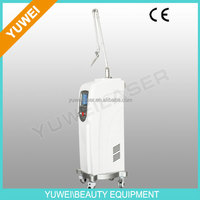 CO2 Fractional Laser Machine For Acne Scar Treatment YWL-6