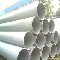 Large Diameter PVCU drainage water translation pipe