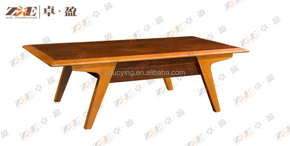 cheap rustic solid wood coffee table set view cheap