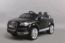 NEW Licenced ADI Q7 2.4G bluetooth remote ride on car