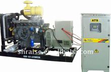 Best price enough power Ricardo 6 cylinders engine Diesel generators with ATS