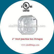 metal electrical box (Octagon)