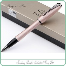 2015 luxury Metal urban gel parker cap-off hot style metal parker ink refill pen
