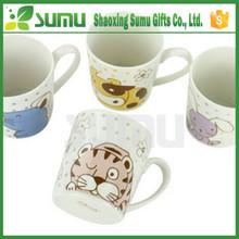 Reasonable Price Alibaba Wholesale Porcelain Writing Mug