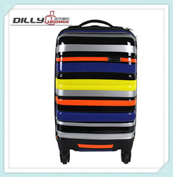 suitcase gift box luggage with removable wheels 28 spinner luggage