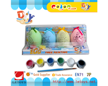 Hot sale new design DIY Free Painting easter eggs