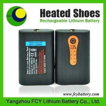 heated battery
