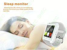 Smart Watch wrist auto inflate blood pressure meter