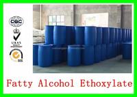 fatty alcohol ethoxylate/emulsifier AEO/9002-92-0/best price from China/ethoxylated fatty alcohols