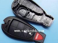 New ! Chrysler 2+1 button remote key blank , keyless cover , case shell