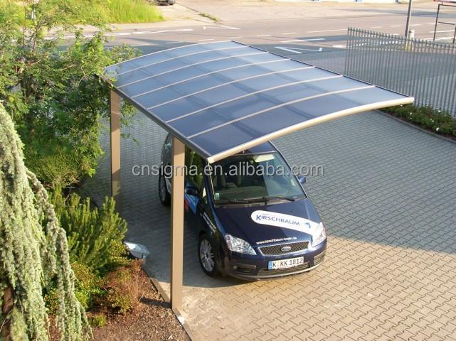 2014 date moderne maison jardin abri aluminium carport abri voiture garage toit et abris d for Abri voiture moderne