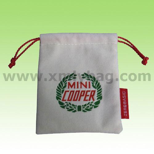 Cheap Drawstring Velvet Mobile Phone Bags