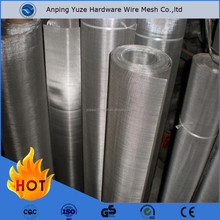 Alibaba china suppliers hebei YUZE ISO Certificate wholesale filter materials aisi 316 Fine Mesh Screen