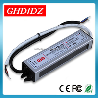 15v 800ma waterproof power supply singl outpup ourdoor power supply