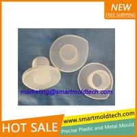 Custom clear PC plastic part moulding
