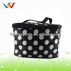 Microfiber Cosmetic Pouch Make Up Bag For Lady