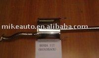 car muffler exhaust for Honda Fit