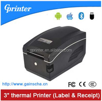 Gprinter 3''thermal receipt label barcode printer with bluetooth