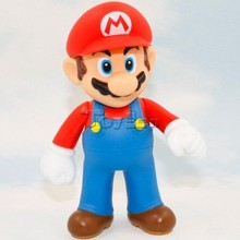 Hot Selling products Super Mario Bros Figure collection with four colors