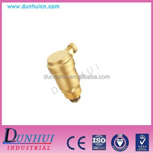 Multifunction brass automatic air release valve