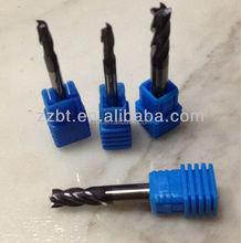 zhuzhou solid tungsten carbide end mill cutting tools