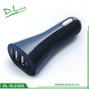 Factory Newest 5V 2.1A 3.1A Dual Usb Automotive Car Battery Charger