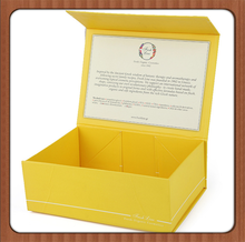 Custom design magnet cardboard pencil box with password
