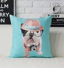 animal design pattern cute dog animal cushion/pillow