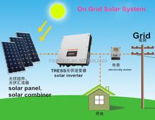 solar on grid inverter 1KW / solar grid tie inverter 1KW / grid connected inverter working on grid system