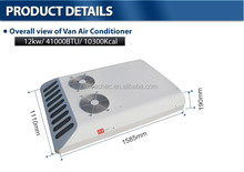 12v and 24v air conditioning roof top sprinter van