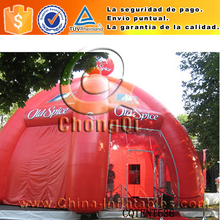 carpas domo inflables