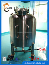 hot sell stainless steel tank, shampoo storage tank(different model)