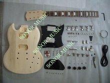 SG guitarra electrica. DIY guitarra electrica