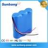 18650 7500mah 3.7v rechargeable battery for power tool / cordless