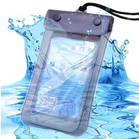 Wholesale Waterproof Pouch Dry Bag Case Cover for Samsung Galaxy, and for iPhone, etc.