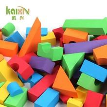 Eva del bloque, Bloque de construcción para niños
