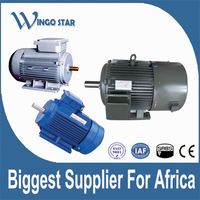 Three-phase 0.37-315Kw Electricmotor Motor / High Efficiency Industrial Electromotor