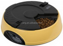 4 meals LCD automatic pet feeder